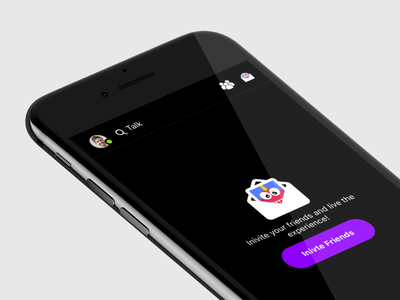Social group video messenger - Teaser