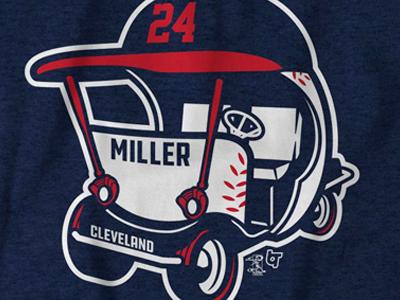 bullpen cart apparel ball bat helmet hat illustration vintage retro baseball cart bullpen