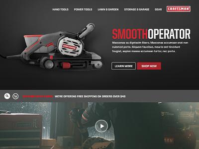 DailyUi Challange 003  graphic design ux web design homepage