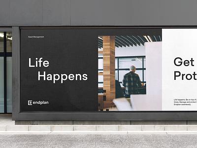 Endplan – Branding identity startup branding brand agency brand identity design branding brand minimal