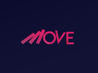 Logo design - Move festival