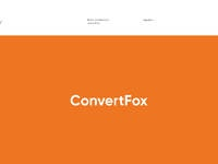Convertfox brandingmanual logotype