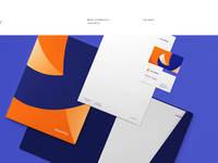 Convertfox brandingmanual stationery