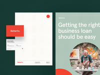Betterfin – Branding Identity