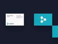 Semoss – Stationery Design
