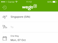 03. wego flight form