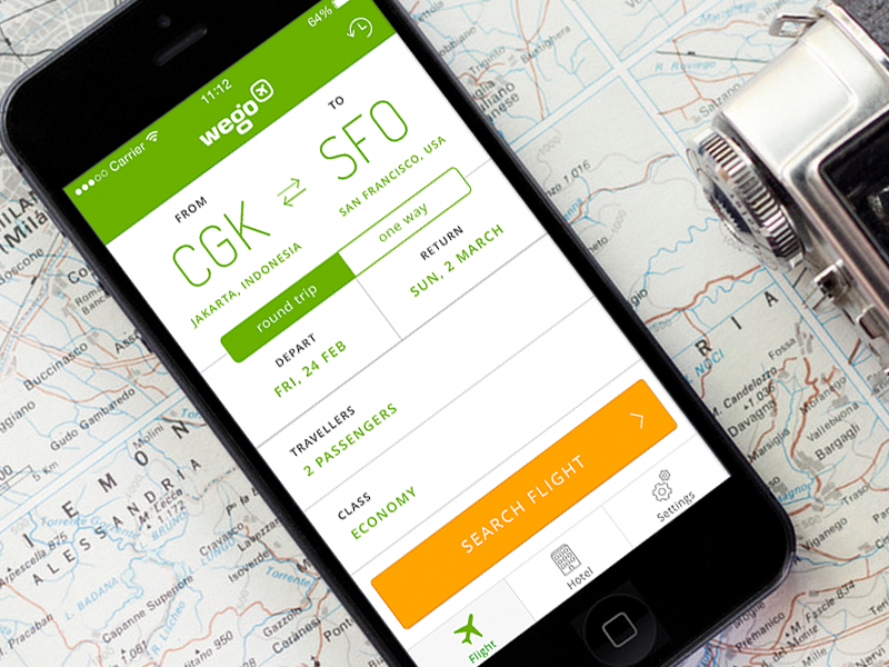 Flight Search search form flight ios7 travel map airport ui ux icon