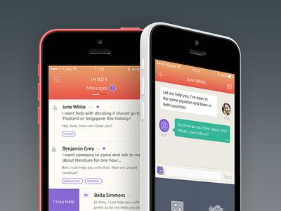 Inbox & Conversation