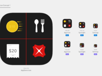 Icons concept 1