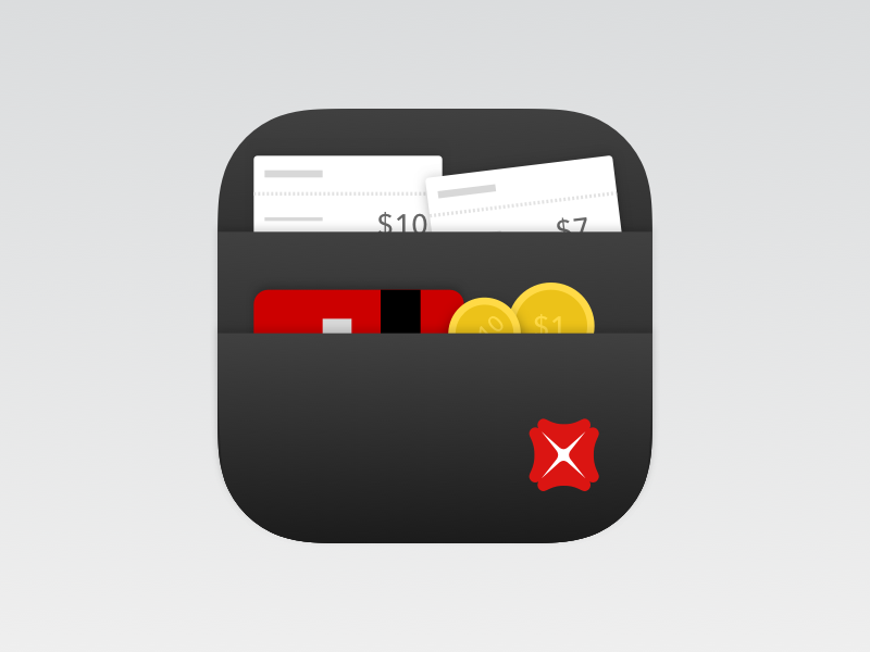 Wallet icons 2