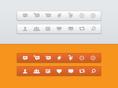 Muses glyphs search icon glyphs simple clean threads answer question social app web icons minimalist minimal layout gui ux ui dashboard home muse daily hover suggest follow profile user comment group tag