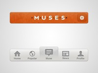 Daily Muses iPhone