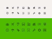 16, 24, 32, 64 px icons
