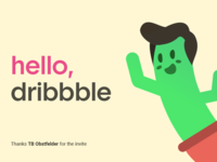 Well Hello, There Dribbble