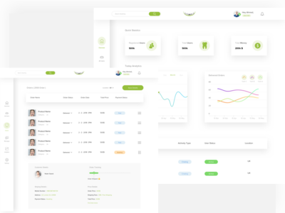 Dentists system dashboard hospital doctor system tooth dentists clear dashboard ux ui