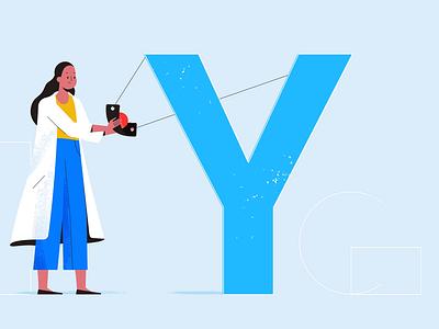 Bye Bye Virus slingshot tech explainer business digital vector technology tech motion graphics motion illustration explainer design character animation animated explainer 2d