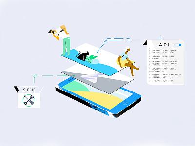 Lunamik x FutureTech | Explainer Video animated explainer explainer animation tech explainer video animation motion graphics lunamik lunamik agency