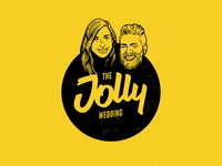 The Jolly Wedding Monogram