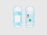 Auto interior and exterior