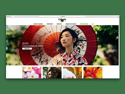 Ushuaia Beauty Webdesign beauty ushuaia webdesign