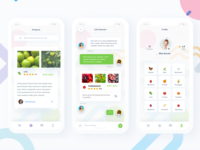 Dribbble Shot Foodtree