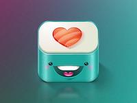 cute sushi ios icon