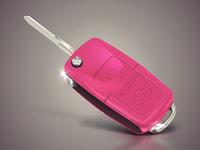 Dribbble Key