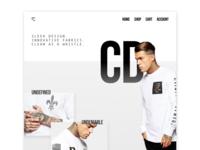 Streetwear Brand Mockup
