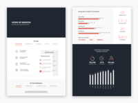Consulting Landing Page Design
