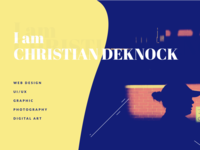 I am Christian DeKnock