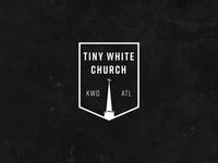 The Tiny White Church Mark
