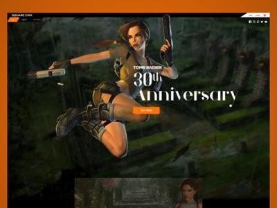 Tomb Raider Concept pt1