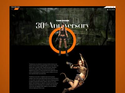 Tomb Raider Concept pt2
