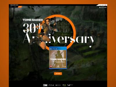 Tomb Raider Concept pt3
