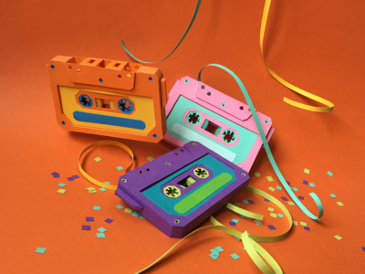 Cassettes!