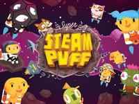 Super SteamPuff Logo