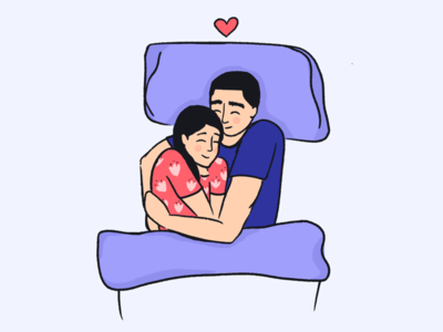 Favorite person in the world | Illustration