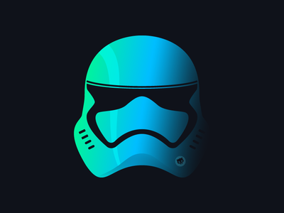May the 4th be with you! jedi force merch illustration vector gradient star wars day fan stormtrooper star wars maythe4thbewithyou