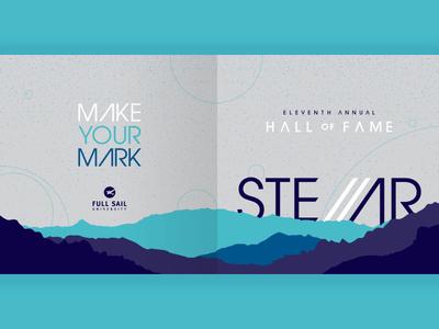 STE//AR_Brochure layout design avantgarde typography brochure design branding design stellar
