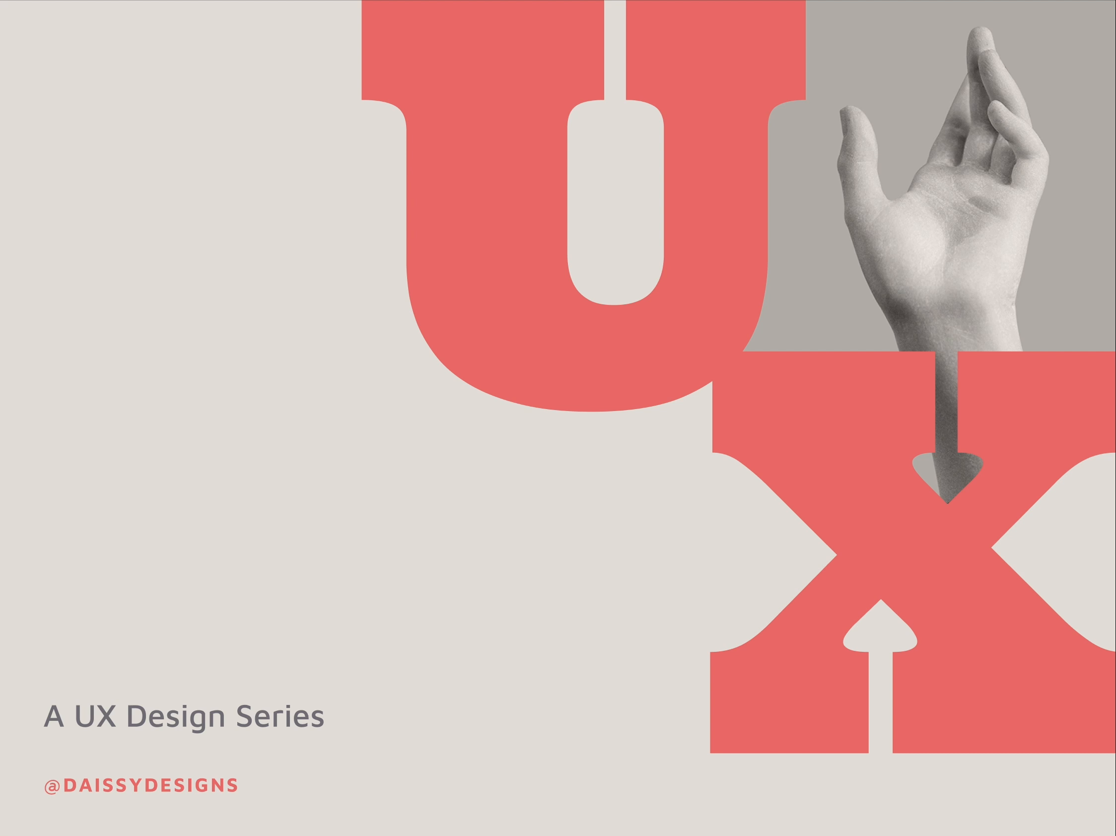 Beyond The Workshop - A UX Design Series