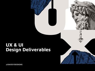 UX Design Series: Beyond The Workshop, 5th Publication uiuxdesign user interface design uiux ui design prototyping figmadesign figma designseries daissydesigns