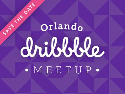 1st Dribbble Orlando Meetup