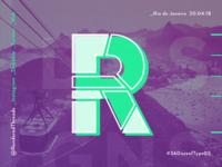 R is for Rio de Janeiro
