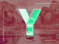 Y is for Yosemite National Park
