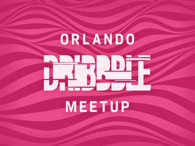 Dribbble Orlando Meetup October 2018