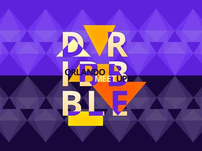 Dribbble Orlando Meetup January 2019