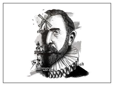 Don Quijote de la Mancha by Martin Amador - Dribbble
