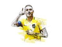 Near to Russia | Neymar