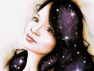 Nebula Girl II
