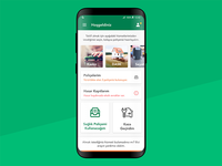 WIP android icon app mobile material insurance